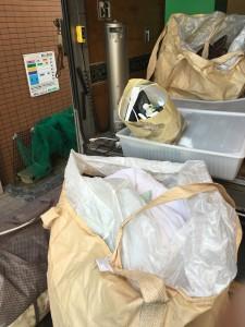 軽トラック 千種区 守山区 不用品回収 処分 当日回収 安い 愛知県 生活雑貨 布団 洋服 ヒーター 軽トラック分処分を激安で