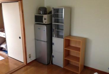 守山区 名古屋市 冷蔵庫処分 家電処分 引越しの不用品回収をしました。