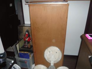 名古屋市 千種区 タンス 人形 扇風機 不用品回収 処分 激安 お安く処分