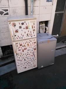 名古屋市 守山区 激安 洗濯機処分 冷蔵庫処分
