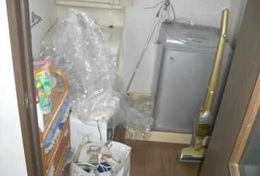 名東区 名古屋市 洗濯機処分 せんたくき不用品回収