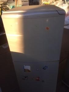 名古屋市名東区で安く冷蔵庫の不用品回収を行いました!